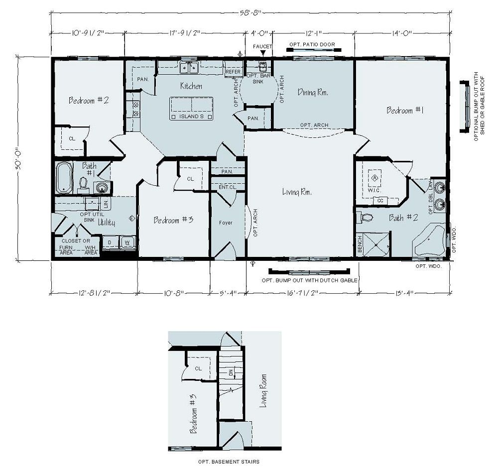 Modular Home - Alice
