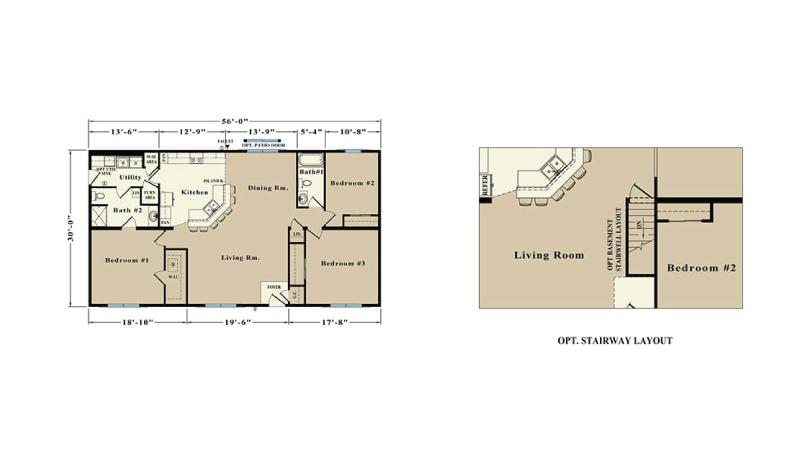 Modular Home - Allen Towne