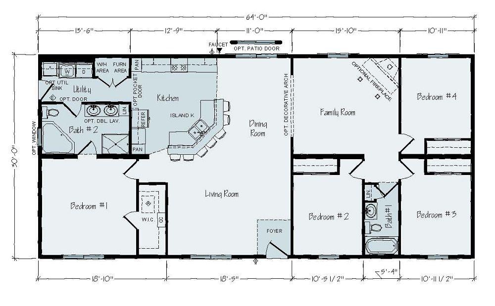 Modular Home - Allen Towne Plus
