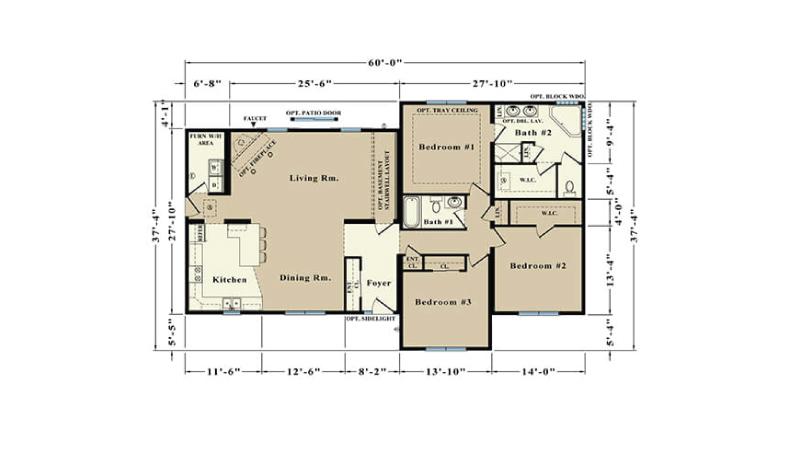 Modular Home - Aristocrat