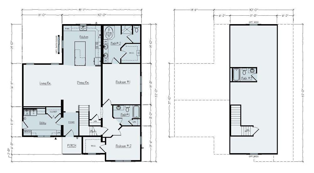 Modular Home - Avery