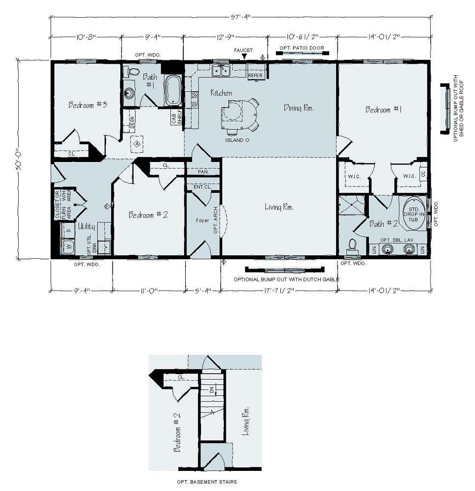 Modular Home - Douglas