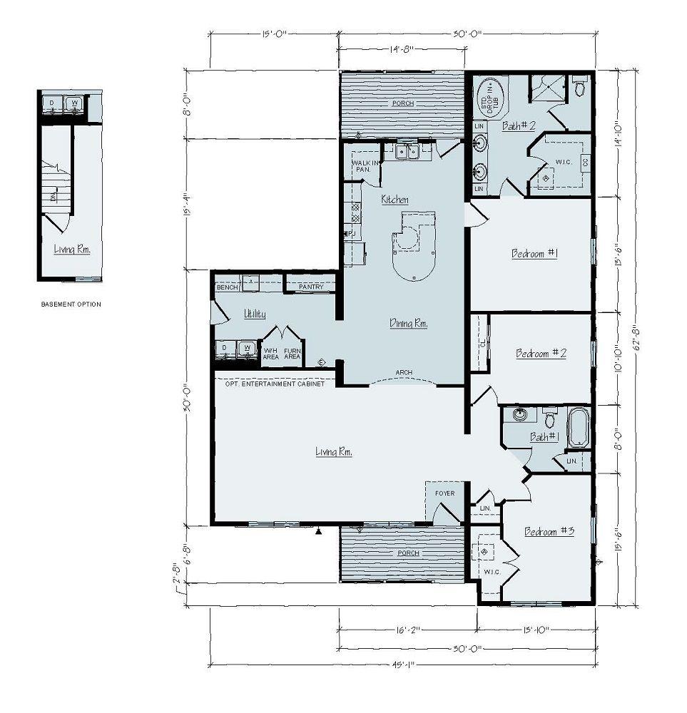 Modular Home - Executive