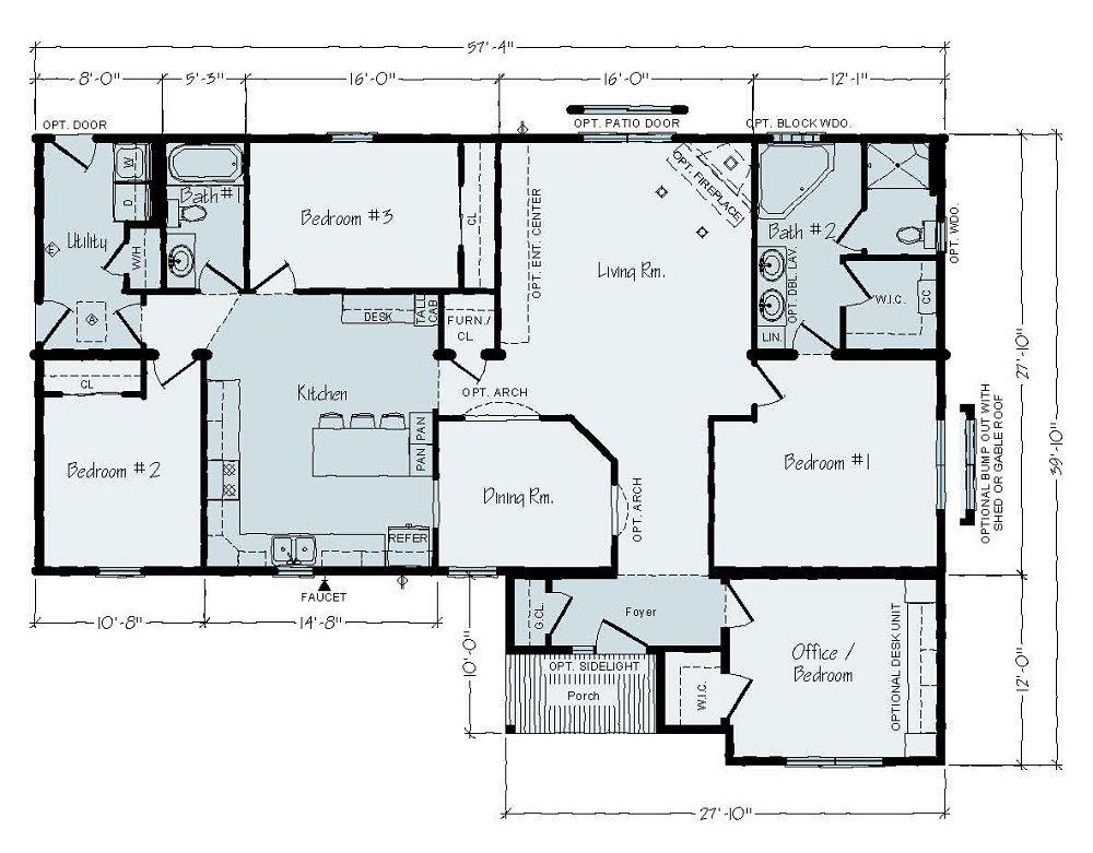 Modular Home - Gallery Plus