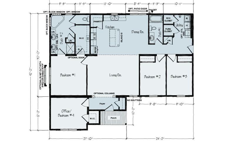 Modular Home - Joseph Plus