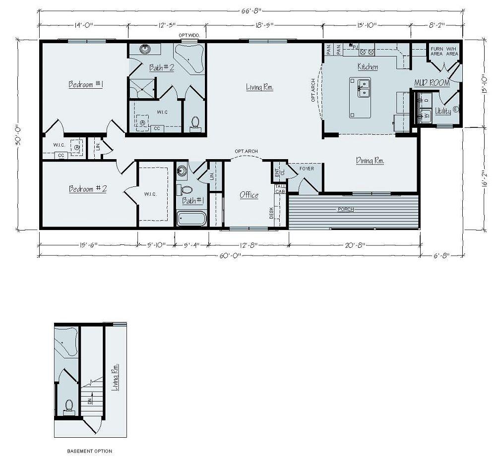 Modular Home - Mason