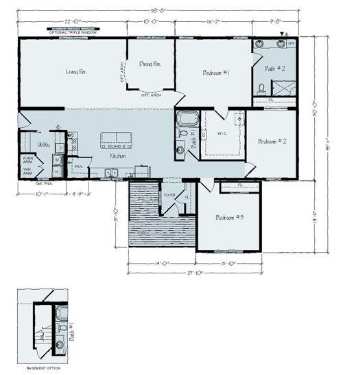 Modular Home - Radford